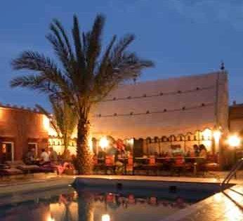Restaurant Hotel Tomboctou